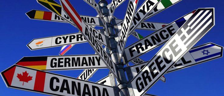 Лучшие страны для переезда из России