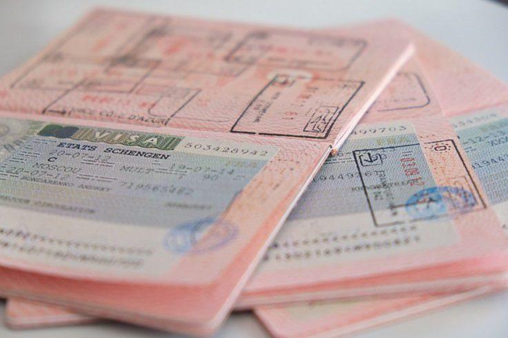 Что делать, если в паспорте остались действующие визы?
