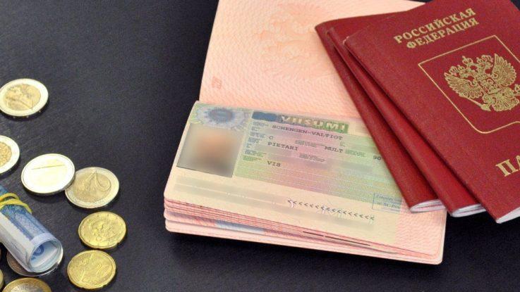 Бронь билетов для визы