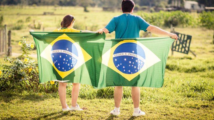 Язык в Бразилии