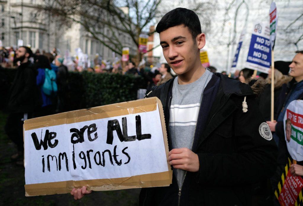Количество беженцев в странах европы статистика