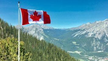 На каком языке говорят в Канаде?