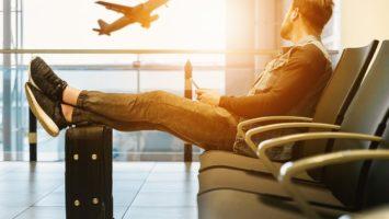 Виза в аэропорту