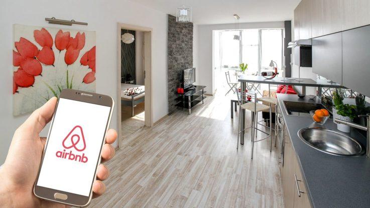 Жильё на Airbnb