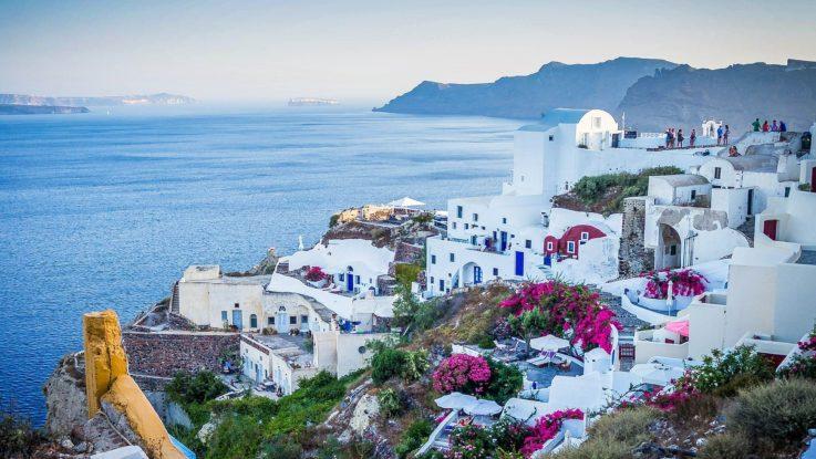 Жизнь в Греции