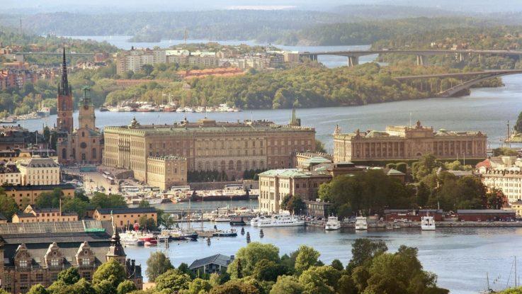Налоги в Швеции