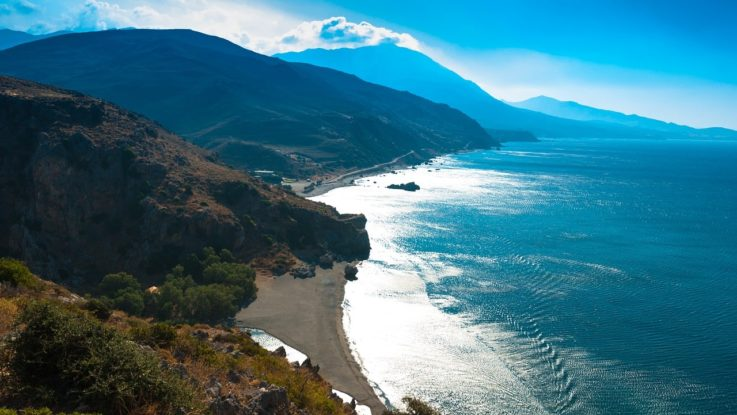 Виза на остров Крит
