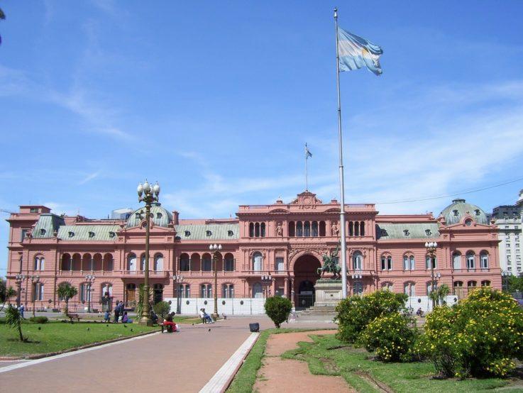 Проживание в Аргентине