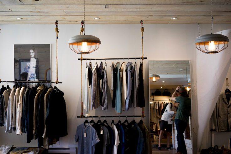 Цены на одежду