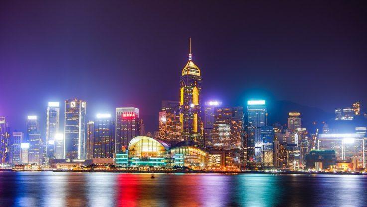 Языки в Гонконге