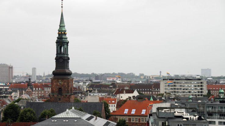 Средняя зарплата в Дании